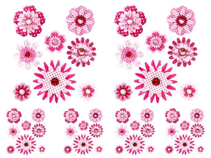 Laminas decoupage: Mas..Adornos tilda para los trabajos , flores ...