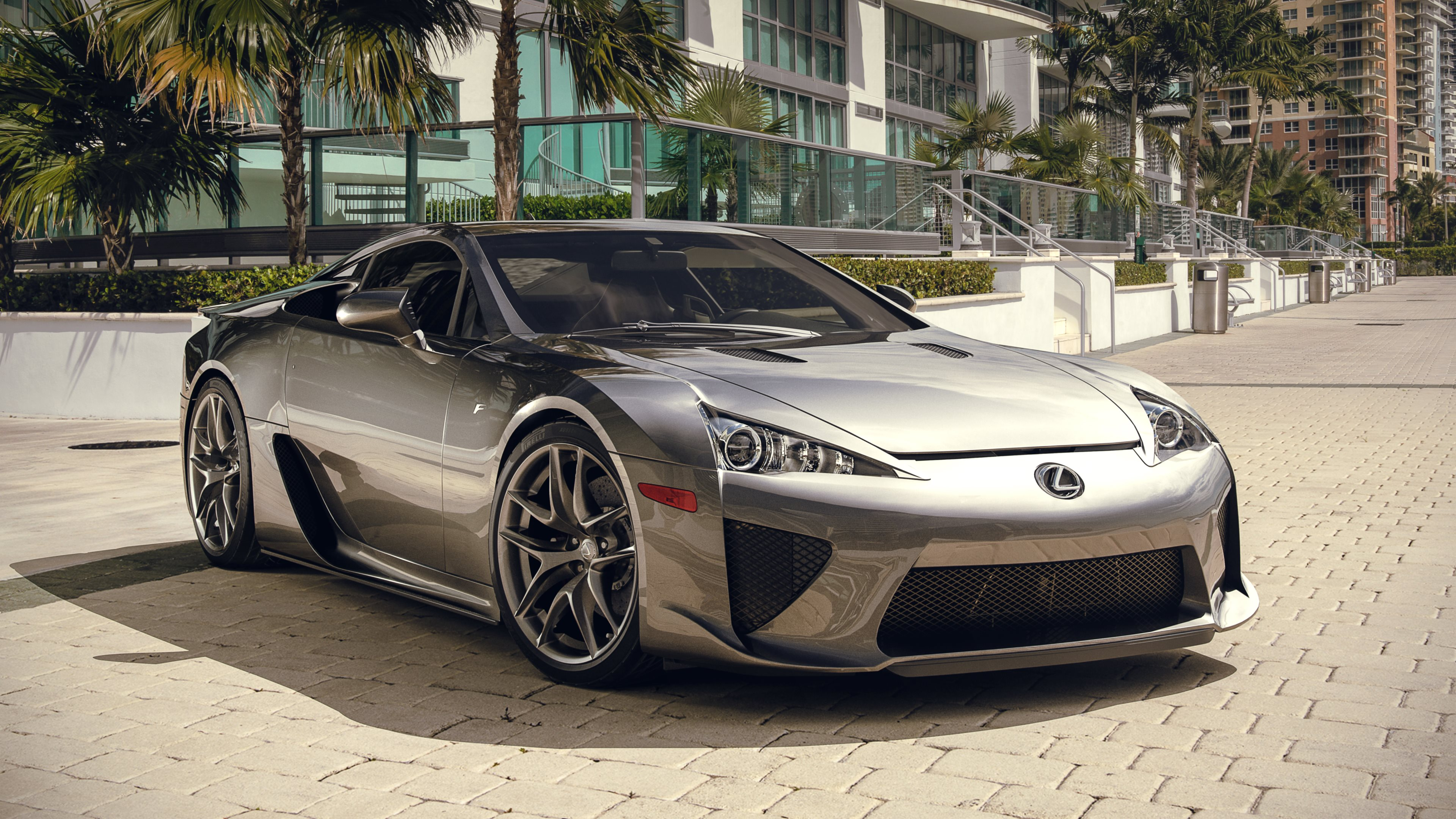 lexus lfa super car 4k. Black Bedroom Furniture Sets. Home Design Ideas