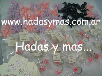 Muchos regalos para todos los invitados!!!
