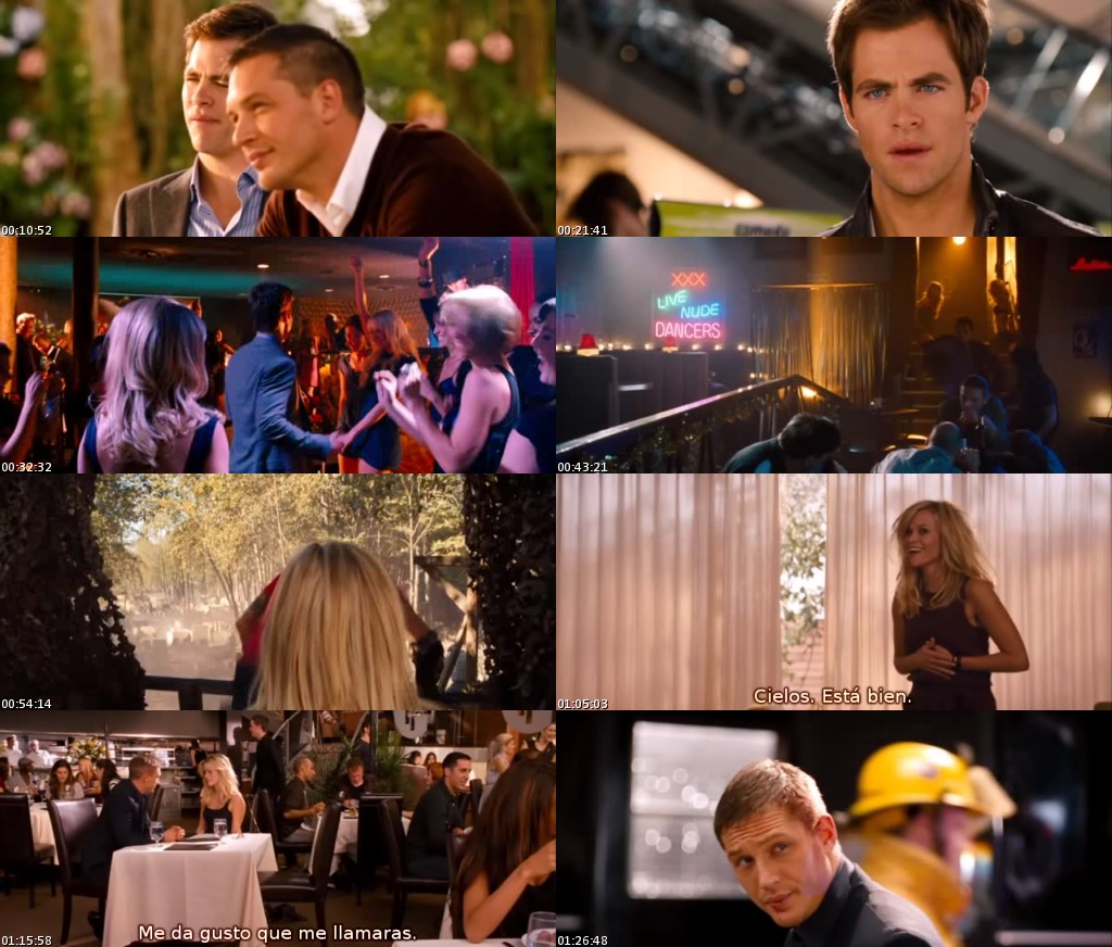 This Means War (2012) [DVDRip] [Sub. Español]