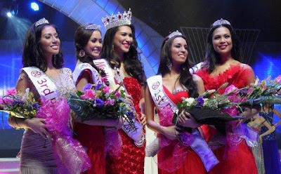 Miss World Philippines 2011 semifinalists,Miss World Philippines 2011 Best in Swimsuit winner
