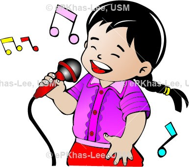 Ternyata dengan menyanyi bisa sembuhkan penyakit. Beruntung bagi orang ...