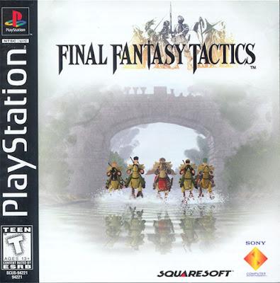 Final Fantasy Tactics Cover