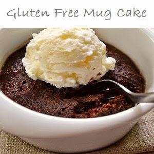 Gluten Free Mug Cake