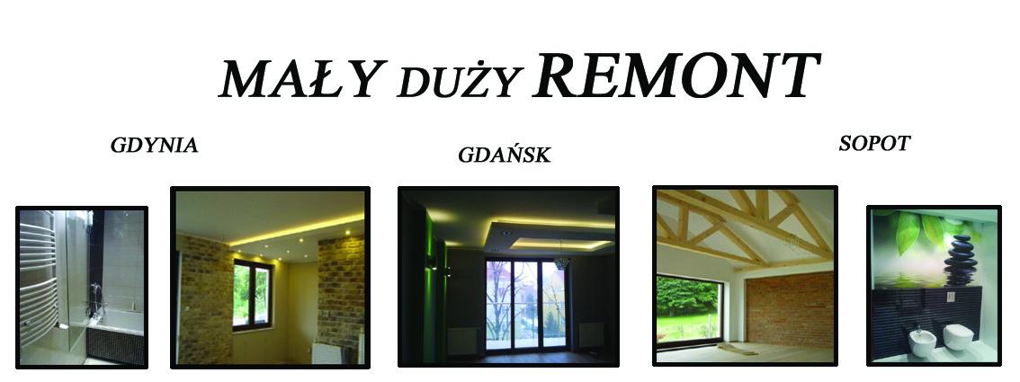 Mały, Duży Remont - Remonty Gdańsk