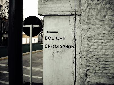 Santuario de las víctimas de Cromagnon II