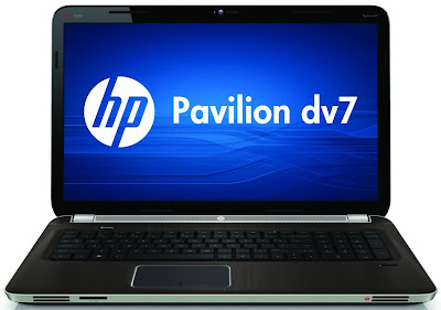 new HP Pavilion dv7-6000sa