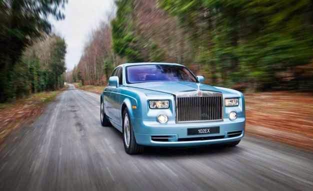 Rolls-Royce 102EX Prototipe