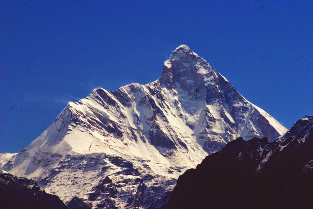 Nanda Devi - Mountains in India