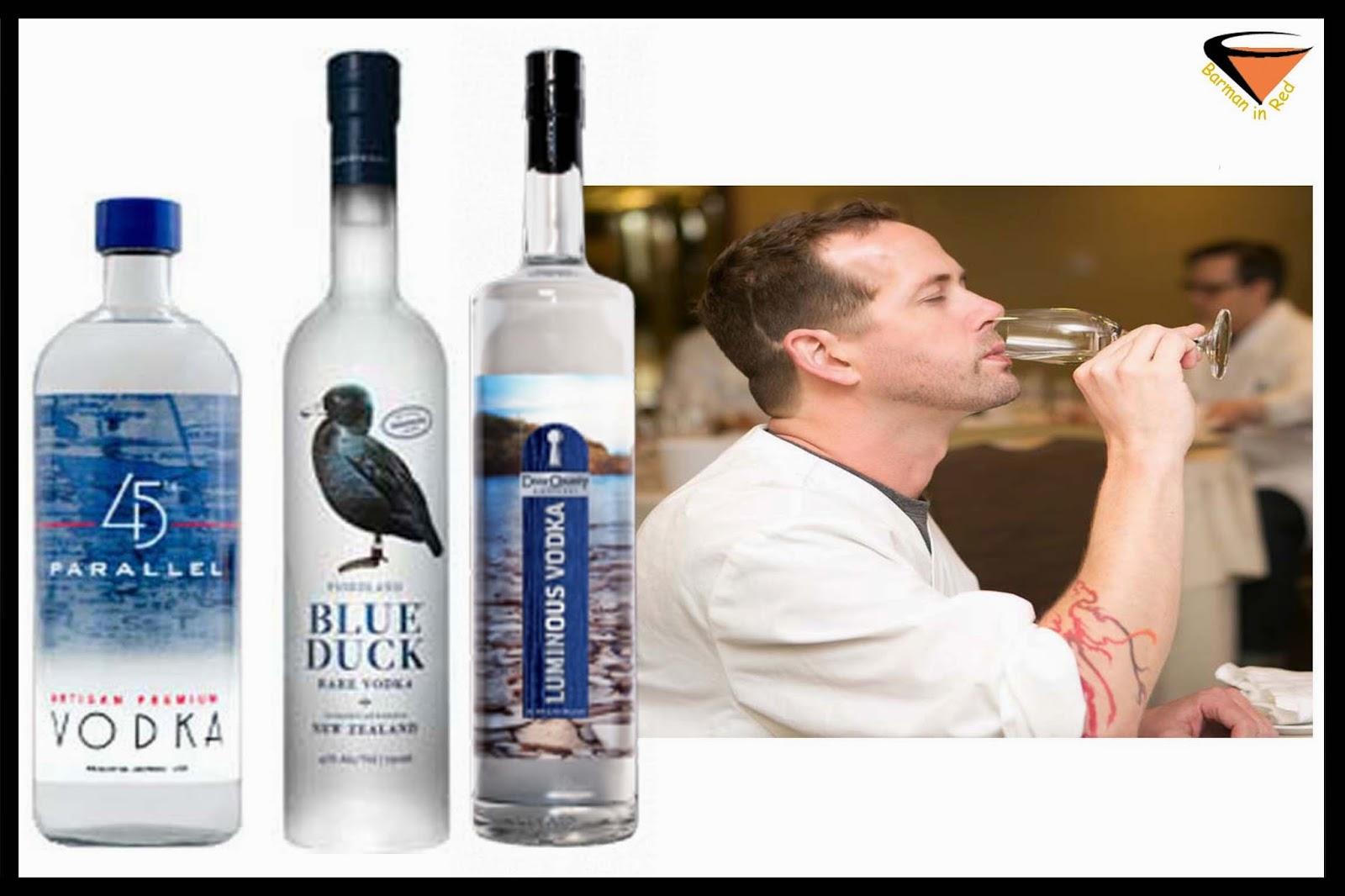 mejores vodkas 2014