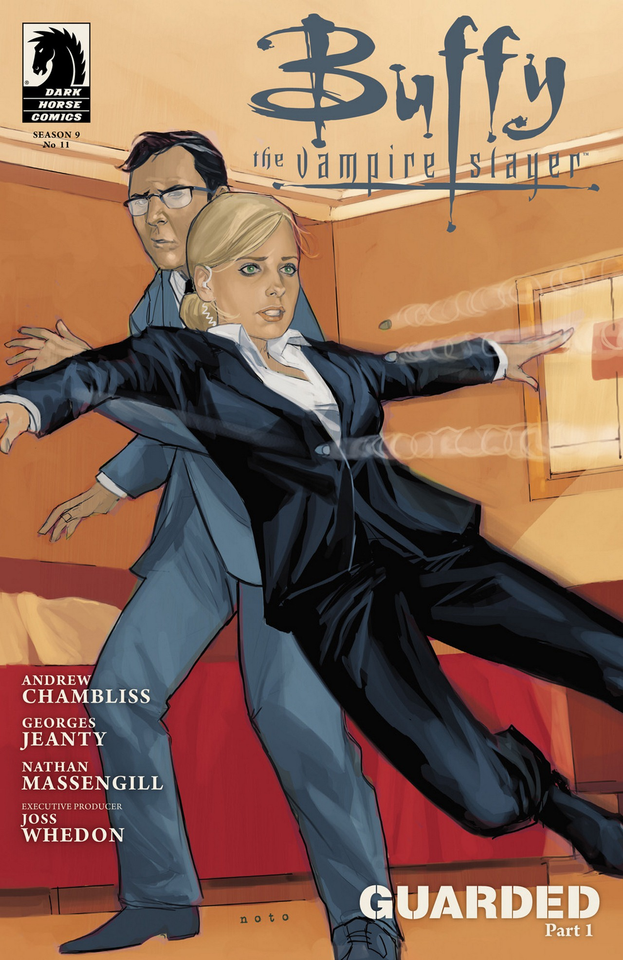 Read online Buffy the Vampire Slayer Season Nine comic -  Issue #11 - 1