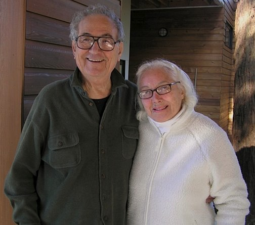 Oscar and Marcia Colman (nee Marcia Rotchtin)