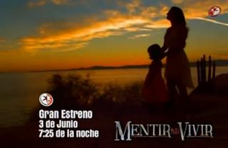 Mentir para Vivir¨ con David Zepeda y Mayrín Villanueva ¡Quinto