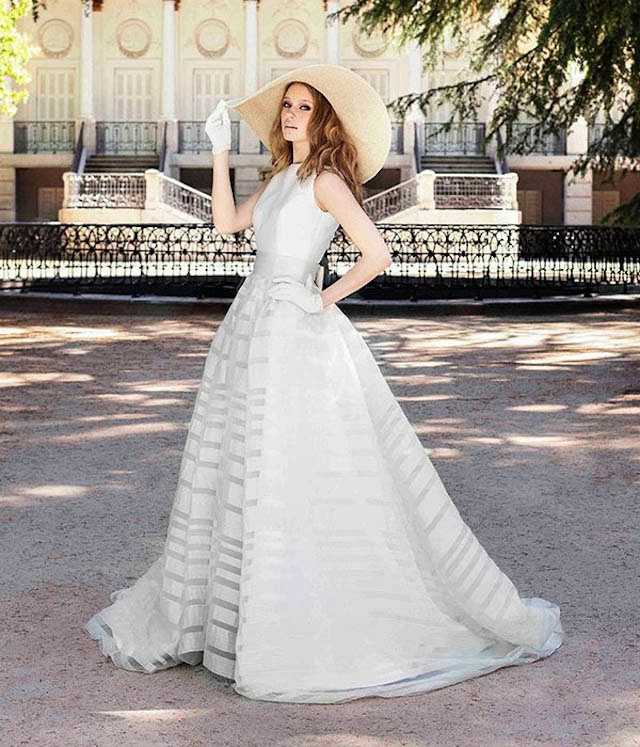 basaldua one novia vestidos wedding dress