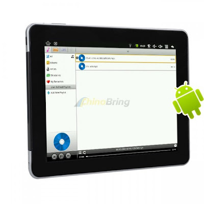 tablets that support flash