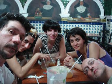 Almuezo celestial en Monterrey