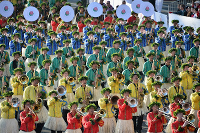 Tournament of Rose Parade 2014 in Pictures