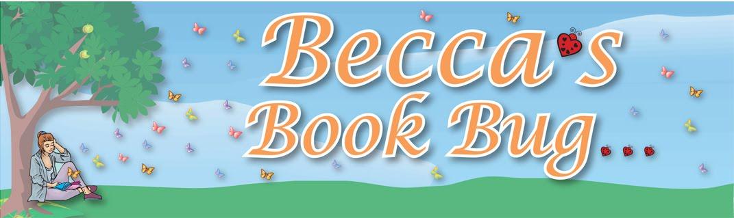 Becca's Book Bug.....