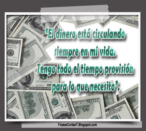 Frases cortas y frases para atraer el dinero - Atraer el dinero ...