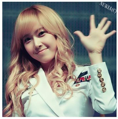 Gaya rambut blode style ala korea