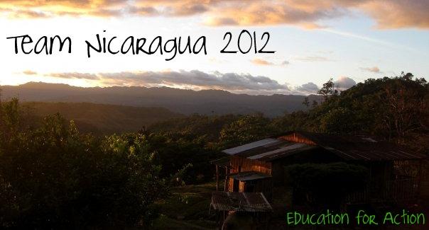 Team Nicaragua 2012