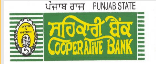 Punjab State Cooperative Bank Recruitment  - Apply Online