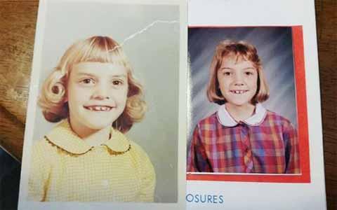Foto Ini Memang Kelihatan Kembar, Tapi Sebenarnya Mereka Beda Generasi