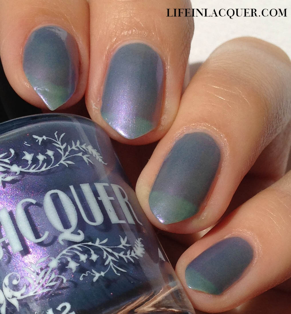 Yume Lacquer Time Distortion indie varnish