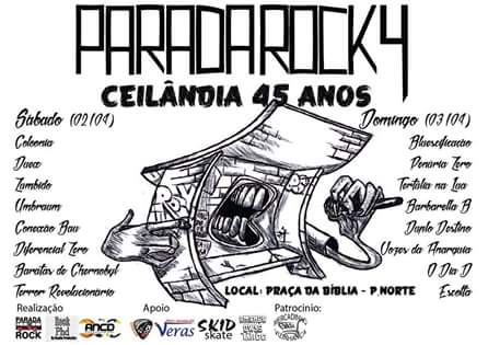 PARADA ROCK 4