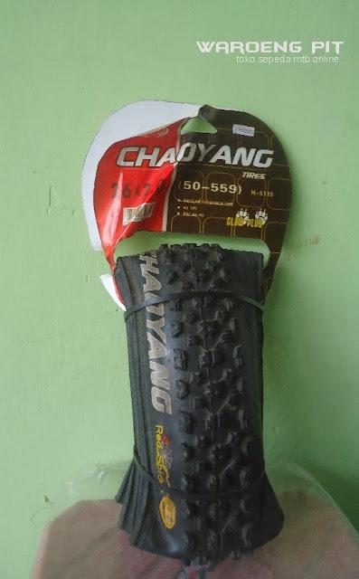jual ban luar tire  chaoyang red spider untuk sepeda mtb murah
