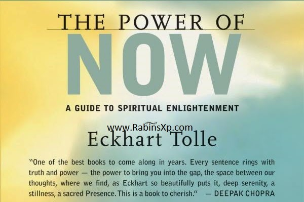"The Power of Now is taken from Tolle's response to questions put to him during seminars, meditation classes and private counseling sessions. He speaks in terms of reaching word ""enlightenment"