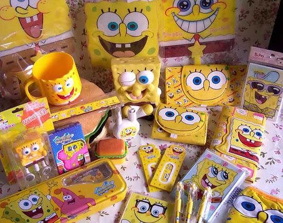 Pernak Pernik Spongebob