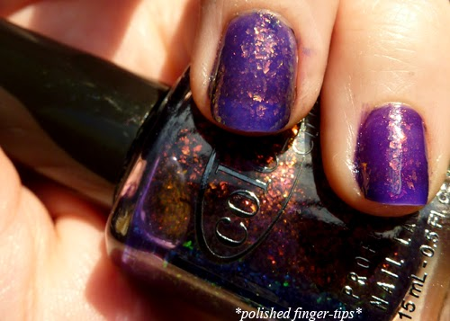 "Color Club ""The Uptown"" and Layla ""Butterfly Effect"""