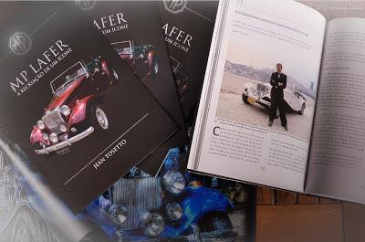 Imagem promocional do livro do MP Lafer, gentilmente cedida por Horacio Zabala, representante da Gráfica Gandrei.