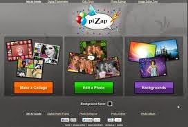 برنامج بيزاب للتعديل على الصور واضافة التاثيرات download pizap