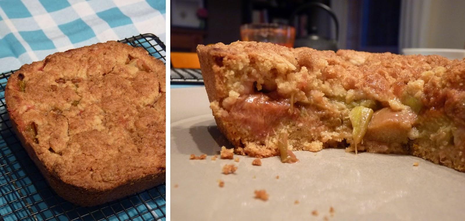Polenta Cake Recipe Nigel Slater