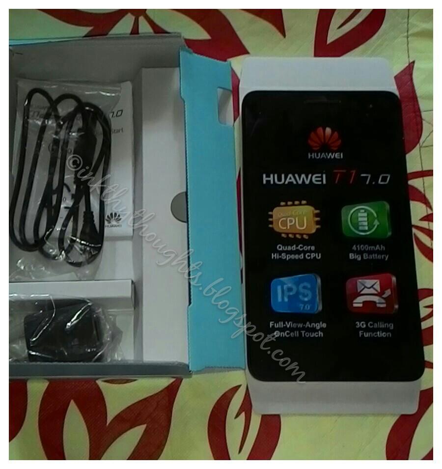 Harga Huawei Mediapad T1 7 Update 2018 Tcash Vaganza 17 Xiaomi Mi Power Bank 10000mah 2 Fast Charging Generation Black Ink Thy Thoughts Tablet Review Inside The Box