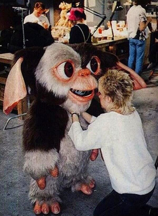 gremlins behind the scenes