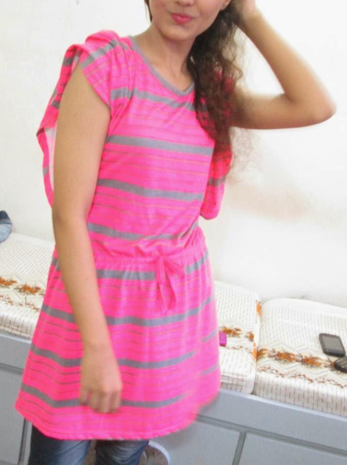 Cute Pink Shirt