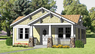 Modern Small Homes Exterior Designs