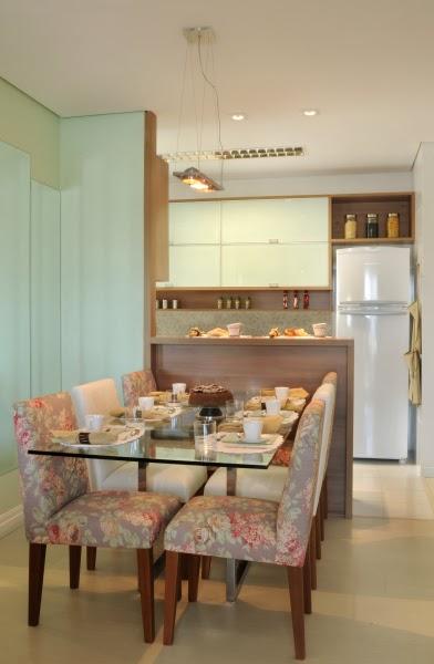 Sala De Jantar Lojas Americanas ~ Cozinhas amadeiradas  Jeito de Casa  Blog de Decoração