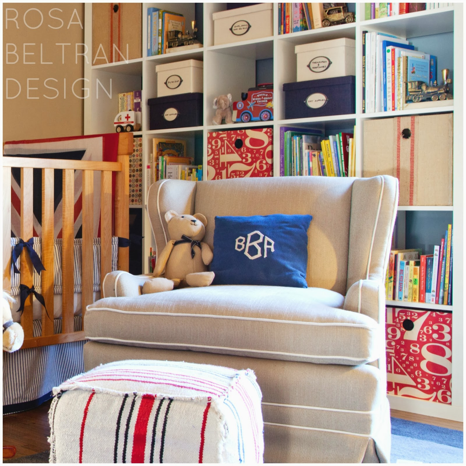 Tour the rest of benicio s quot little gent quot nursery here with complete