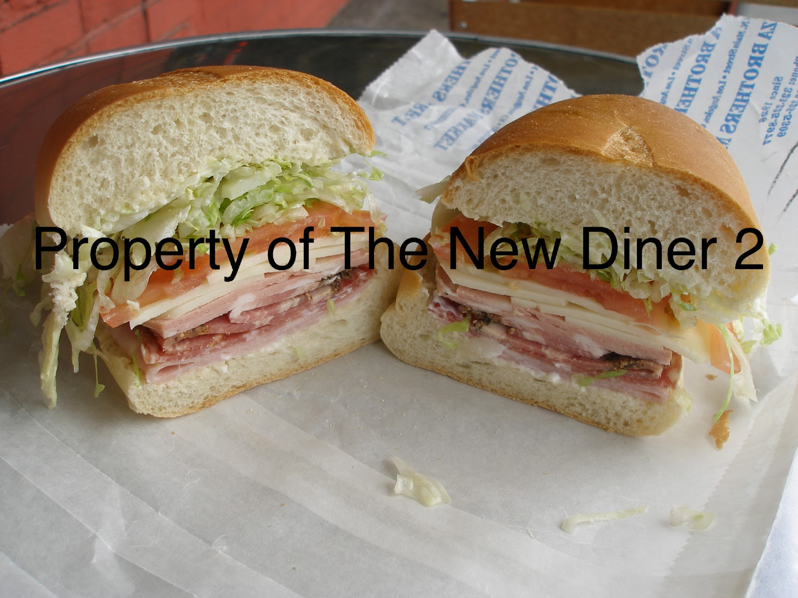 The New Diner 2: Lanza Brothers Market