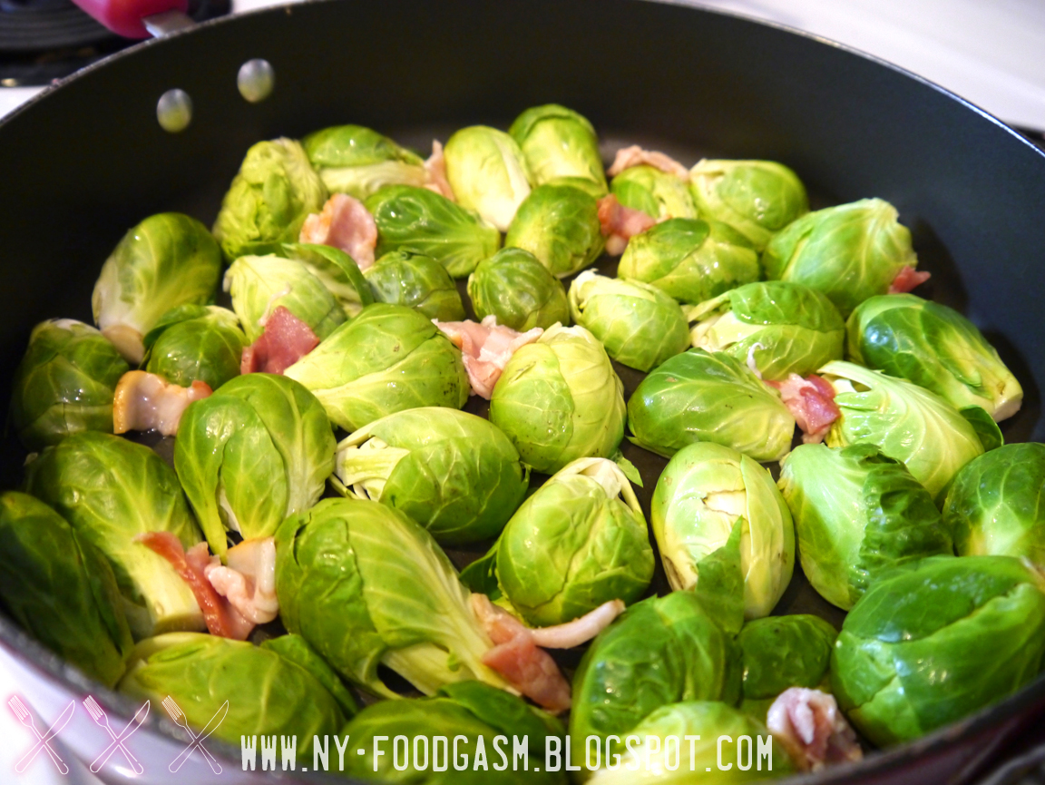 how to cook brussel sprouts to reduce gas