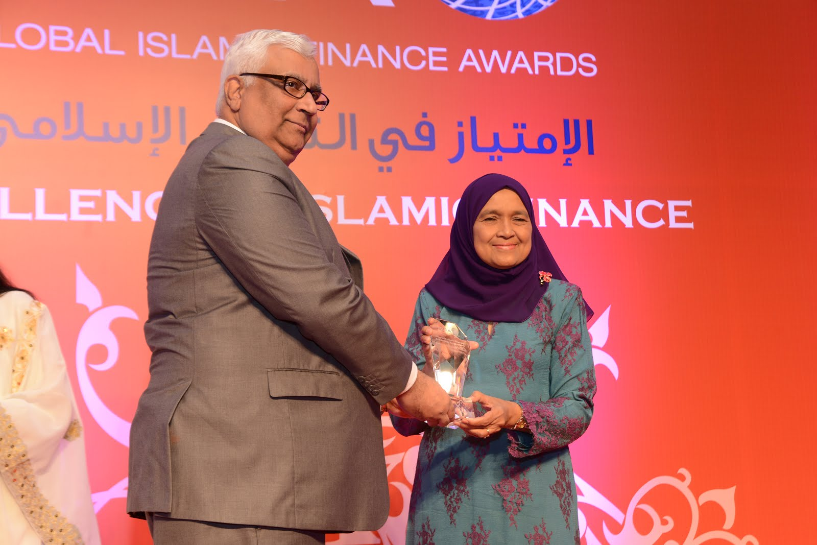 WINNER of Global Islamic Finance Awards GIFA 2015