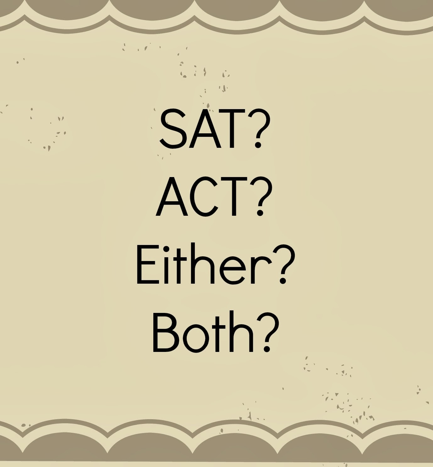 which standardized test