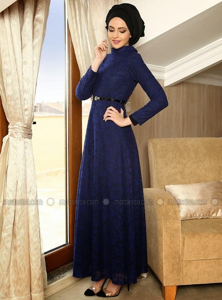 Dernière tendance - Vêtement hijab turk