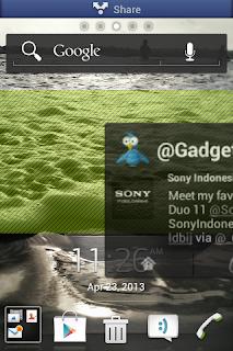 Widget pada Android