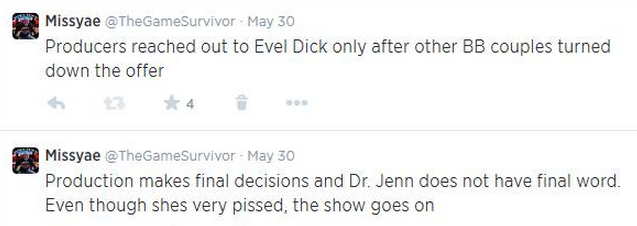 Evel Dick Is Desperate on Couple's Therapy