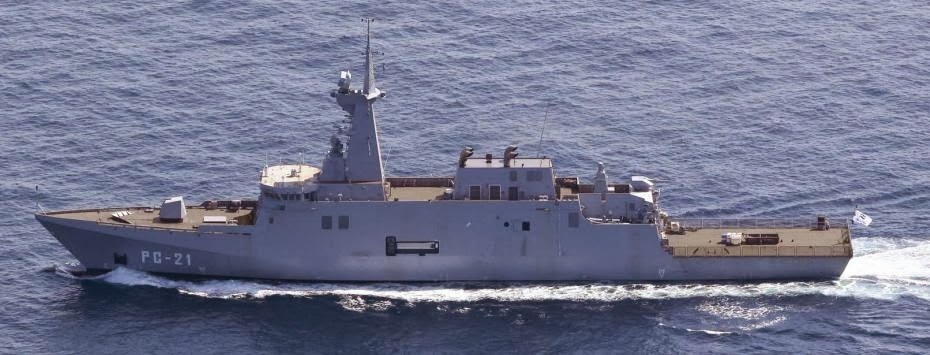 Navantia's Avante 2200 is the most probable design they can offer to
